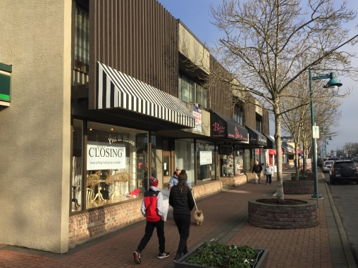 Retail For Lease in Sidney, BC