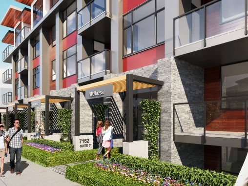 The Arbours Live/Work For Sale in Brentwood Bay, BC